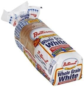 Butternut Bread Whole Grain White