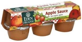 Eden Apple Sauce Organic Apples