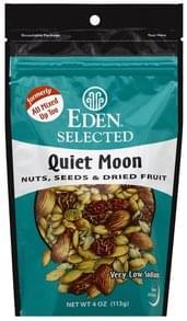 Eden Nuts, Seeds & Dried Fruit Quiet Moon