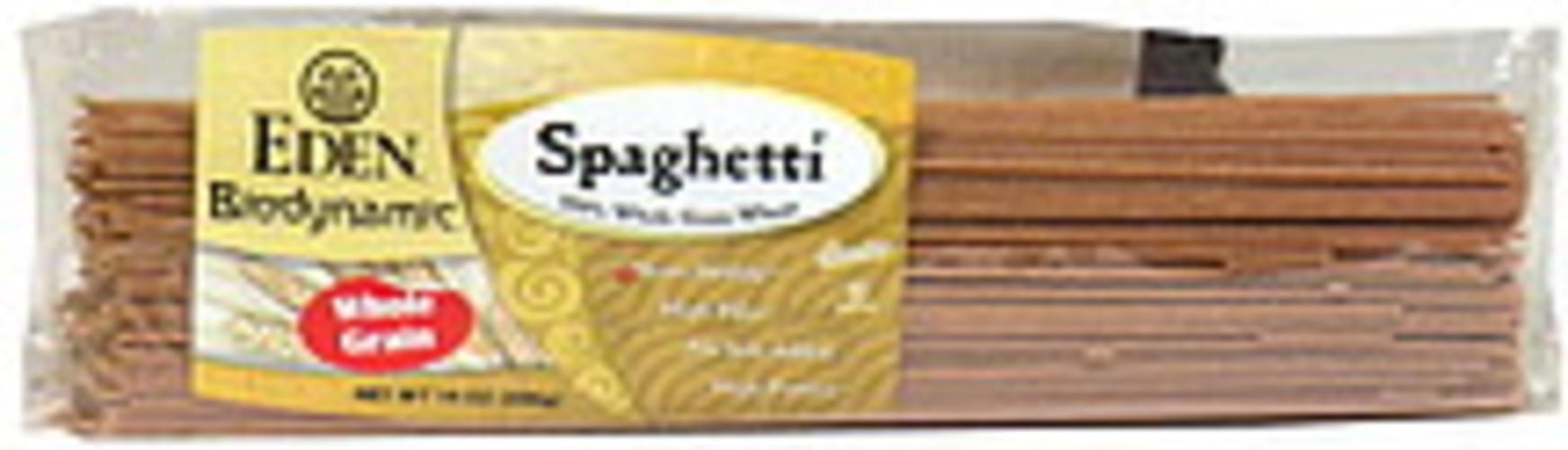 Eden Spaghetti - 14 oz