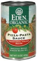 Eden Pizza Pasta Sauce