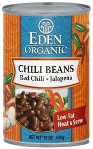 Eden Chili Beans