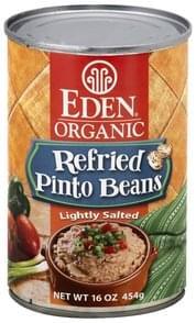 Eden Pinto Beans Refried
