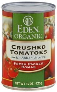 Eden Tomatoes Crushed
