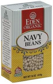 Eden Navy Beans