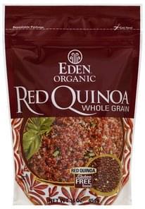 Eden Quinoa Red