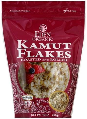 Eden Kamut Flakes - 16 oz