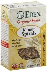 Eden Spirals Organic, Kamut