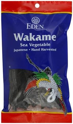Eden Wakame - 2.1 oz
