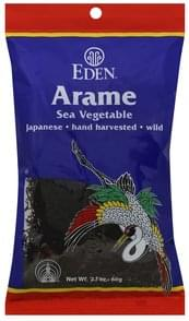 Eden Sea Vegetable Arame