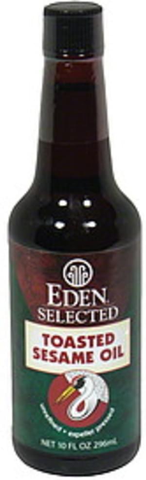 Eden Toasted Sesame Oil - 10 oz
