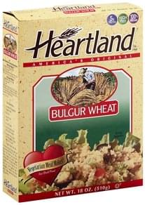 Heartland Bulgur Wheat