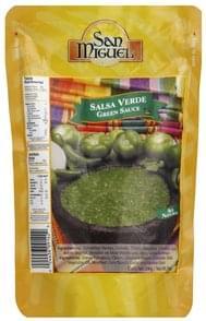 San Miguel Green Sauce