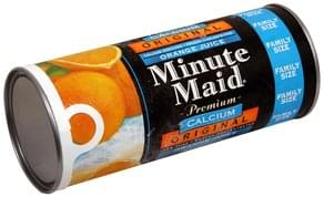 Minute Maid Frozen Concentrated Juice Orange, Family Size