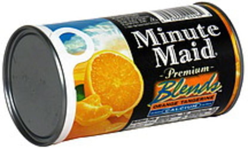 Minute Maid Frozen Concentrated Orange Tangerine Juice - 12 oz