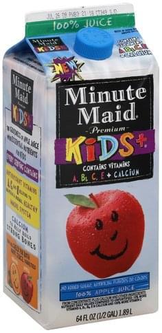Minute Maid Premium Apple 100% Juice