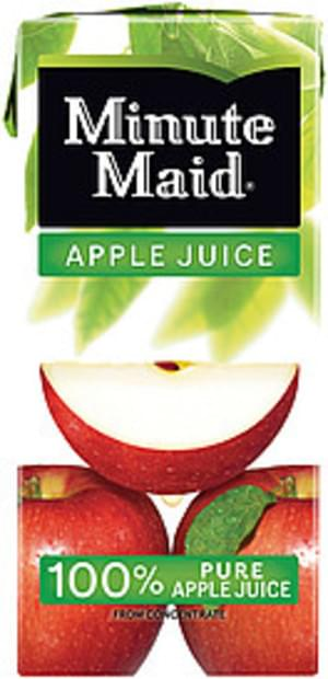 Minute Maid 100% Pure Apple Juice - 1 l