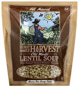 Hurst Family Harvest Lentil Soup Old World
