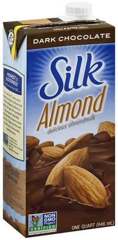 Silk Dark Chocolate Almondmilk - 1 QT