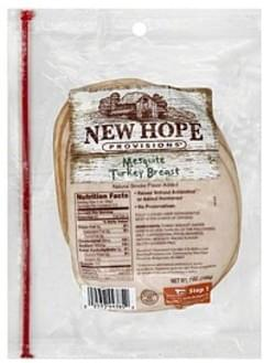 New Hope Provisions Turkey Breast Mesquite