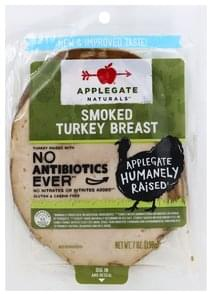 Applegate Turkey Breast Smoked