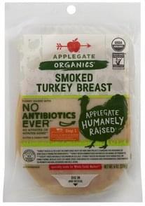 Applegate Turkey Breast Smoked