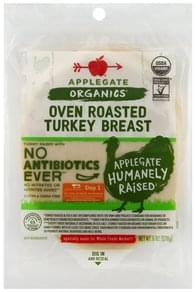 Applegate Turkey Breast Oven Roasted