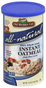 Old Wessex Oatmeal Instant
