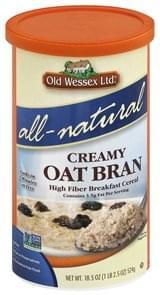 Old Wessex Oat Bran Creamy
