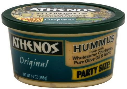 Athenos Original Hummus - 14 oz