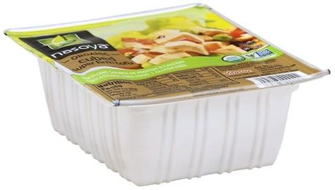 Nasoya Super Firm, Organic, Cubed Tofu - 8 oz