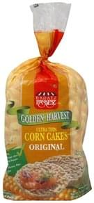 Paskesz Corn Cakes Ultra Thin, Original