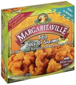 Margaritaville Shrimp Baja Buffalo