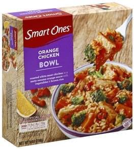 Smart Ones Orange Chicken Bowl