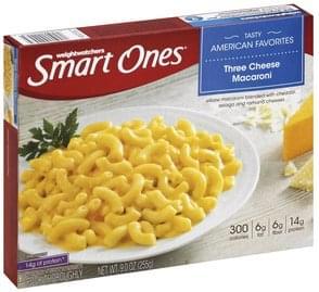 Smart Ones Three Cheese Macaroni