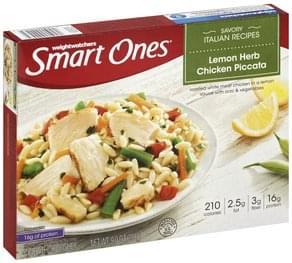 Smart Ones Lemon Herb Chicken Piccata