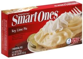 Smart Ones Pies Key Lime
