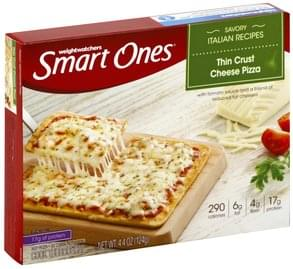 Smart Ones Pizza Thin Crust, Cheese