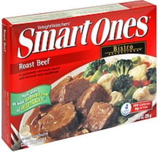 Smart Ones Roast Beef