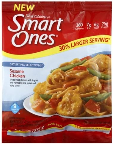 Smart Ones Sesame Chicken - 11.7 oz