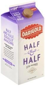 Darigold Half & Half Original