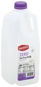 Darigold Milk Zero, Fat Free, 0% Milkfat
