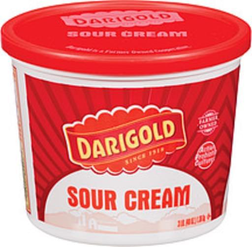 Darigold Active Probiotic Cultures Sour Cream - 48 oz