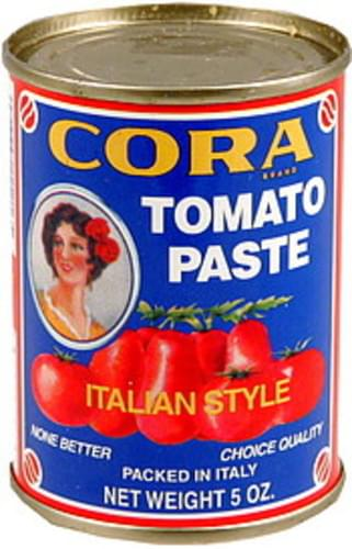 Cora Italian Style Tomato Paste - 5 oz
