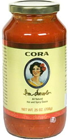 Cora Hot and Spicy Sauce Fra Diavolo
