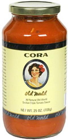 Cora Sicilian Style Tomato Sauce Old World