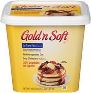 Gold-N-Soft Spread 39% Vegetable Oil