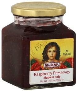 Gia Russa Preserves Raspberry