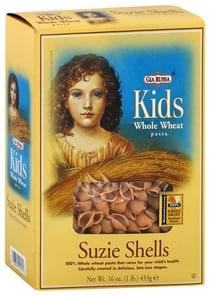 Gia Russa Suzie Shells Whole Wheat