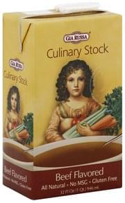 Gia Russa Culinary Stock Beef Flavored